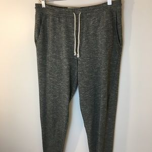 Threads for Thought Gray Joggers